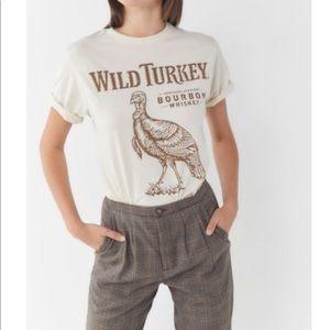 Urban Outfitters Wild Turkey Tee